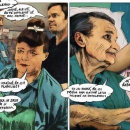 Práce a péče o stárnoucího rodiče
